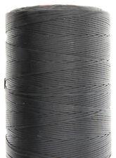 US SELLER Julius Koch 1.4mm 25M Ritza 25 Tiger Thread Leather Sewing Black JK23