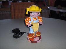 Bob der Baumeister Lampe - Tisch Leuchte - Nachtlicht - Kult !