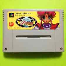Youkai Buster Ruka SNES Nintendo Super Family Computer Famicom SFC Japan USED