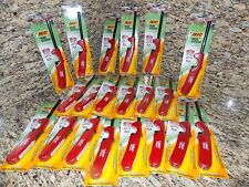 HUGE LOT of (20) NEW RED BIC 1-Pack BBQ Multi-Purpose Classic Edition Lighters
