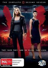 V : Season 2 (DVD, 2011, 2-Disc Set) New DVD Region 4 Unsealed