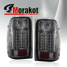 Ford Ranger 01-2011 LED Left/Right Rear Brake Signa Lamp Tail Light All Smoked