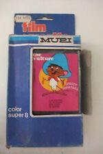MUPI Warner Bros: SPEEDY GONZALES l'avvoltoio SUPER 8 FILMCASSETTE