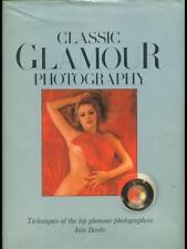 CLASSIC GLAMOUR PHOTOGRAPHY  IAIN BANKS HAMLYN 1983