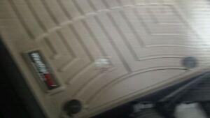 Tan Weathertech 455422 2nd row  fits 2014-15 Chevy Silverado 1500 2500hd & 3500h