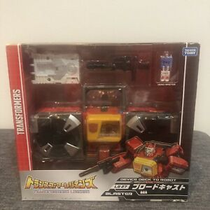 Transformers legend LG 27 Blaster BIB Like New