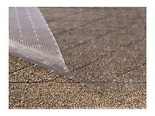 Resilia - 6' Clear Vinyl Plastic Floor Runner/Protector for Low Pile Carpet