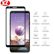 For LG Stylo 5 4 V40 V30 K40 G8 ThinQ Full Cover Tempered Glass Screen Protector