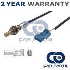 Para Peugeot 106 Mk2 1.4 (2000-04) 4 Cable Trasero Lambda sensor de oxígeno de escape Sonda