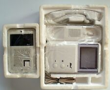 Video Door phone, night vision, innercom, two wire secure, electric lock able