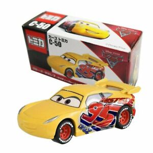 Tomica Takara Tomy Disney PIXAR CARS C-50 Cruz Ramirez Rusty Racing Diecast car