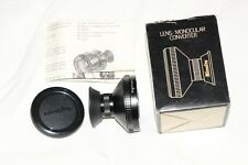 Minolta MD Lens Monocular or Scope Converter   Boxed, Mint Condition