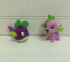 My Little Pony The Movie Seaquestria Puffer Fish Spike & Funko Spike Figures Set