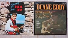 DUANE EDDY 2x Especially For You LP WHITE WAX & Twangy Guitar ♫ Silky Strings LP