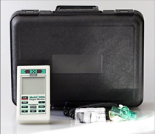 MSA MiniOx 3000 Oxygen Monitor O2 Analyser with Sensor Machine Used