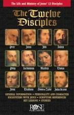 Twelve Disciples Pamphlet: The Life and Minsitry of Jesus' 12 Disciples (Paperba