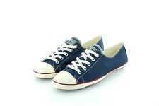 Converse All Star Chuck Taylor Ox Light 2 Navy Canvas Gr. 37,5 / 38
