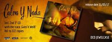 "CALVA Y NADA Schlaf CD + 3"" Bonus CD 2017 LTD.222"