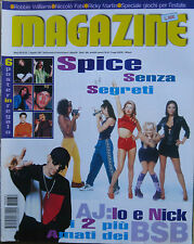 MB 32 1997 Spice Girls AJ Ricky Martin Bon Jovi Motley Crüe Robbie Williams Fabi