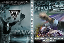 DVD A.WIEN-SALZBURG  2004-2005   (ultras,fedayn,ultra)