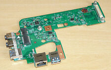 DELL INSPIRON 15R N5110 USB ETHERNET AUDIO IO BOARD 2F34T 7WKTD 48.4IE14.011
