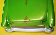 """Rc Custom Telas a rayas oro metálico Stickers Calcomanías Rc' Lowriders """"Tolvas Drift"""