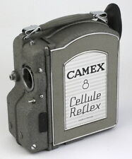 Camex eccellenza REFLEX 8 8mm (?) Film Camera/ANGENIEUX/Kinoptik/NO. 1