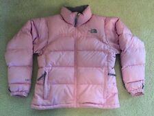 Women's North Face down jacket - medium -Pink