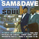 SAM & DAVE - Southern soul - CD Album