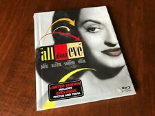 All About Eve (Blu-ray Disc, 2011, 60th Anniv.), Digibook, Brand New, Sealed Oop