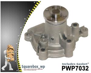Water Pump PWP7032 fits HYUNDAI I30 FD 2.0L DOHC VVT G4GC 9/07 onward