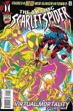 Marvel The Amazing Scarlet Spider Issue #2 Vf/Nm
