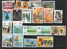 Trinidad & Tobago  1980s selection to $5 used