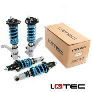 LTEC Coilovers Kits for Honda Civic & SI 2001 2002 2003 2004 2005 EM2 EP3 Adj.