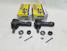 For Ford Mustang II Pinto Mercury Bobcat Set Of 2 Front Outer Tie Rod End Moog