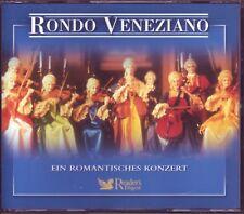 RONDO Veneziano-un romantico Concerto-READER 'S DIGEST 3 CD BOX