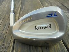 Fourteen TF Forged 57 Lob / Sand Wedge Golf Club Right Hand Steel KBS 120 Shaft