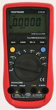 Tekpower Ut61e Acdc True Rms Digital Auto Ranging Multimeters With Capacitance