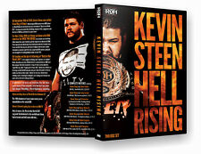 Official ROH Ring of Honor - Kevin Steen: Hell Rising (2 Disc Set) DVD