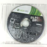 Blood Drive (Microsoft Xbox 360, 2010) Disc Only Tested
