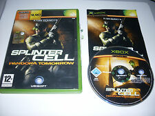 GIOCO MICROSOFT XBOX SPLINTER CELL PANDORA TOMORROW - XBOX