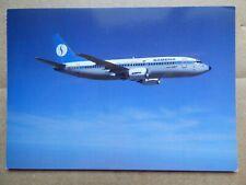 SABENA  B 737-300  CARTE COMPAGNIE / AIRLINE ISSUE
