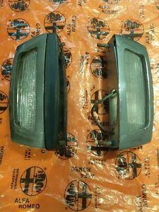 Alfa Romeo Spider 1750/2000 Fiat Spider 1800/2000  Carello Number Plate lights