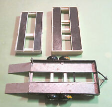 AMT SMP 1961 - 1962 - 1963 Annual Kit Trailer 3 Open Trailers Chevy Ford Pickup