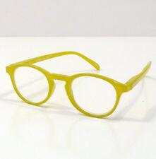 DOUBLEICE OCCHIALI GRADUATI DA LETTURA PRESBIOPIA VINTAGE GR+2,5 READING GLASSES