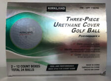 Kirkland Signature 1180702 Urethane Cover Golf Balls - 24 Pieces