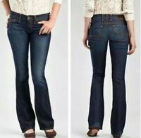 Lucky Brand Womens Jeans Sofia Boot Cut Size 8/29 Regular Dark Wash