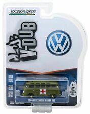 1964 VW Samba Bus - Army Ambulance*** Greenlight Volkswagen 1:64  **SALE**