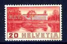 SWITZERLAND - SVIZZERA - 1938 - Palazzo del B.I.T. a Ginevra. B3492