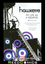 HAWKEYE VOLUME 1 MY LIFE AS A WEAPON GRAPHIC NOVEL Collects (2012) #1-5 + more